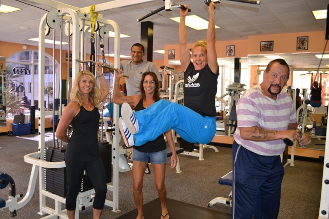 The Staff @ Clearwater Beach Fitness