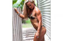 Ashleigh Gass – Military Bikini