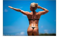 Ashleigh Gass – Muscle Pose